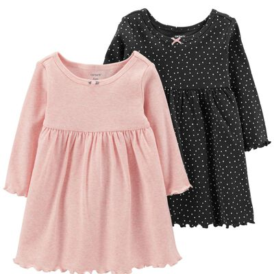 1a51f54f9aa49 Baby Girl Dresses & Rompers | Carter's | Free Shipping