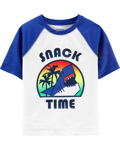 32eaa1ad58 Display product reviews for OshKosh Snack Time Rashguard