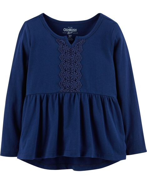 Display product reviews for Peplum Tunic