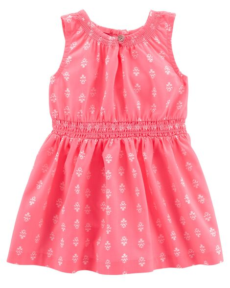 Display product reviews for Sleeveless Woven Dress