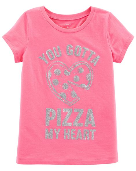 Display product reviews for Pizza My Heart Jersey Tee