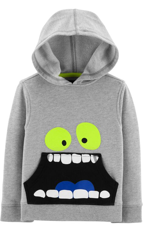 Display product reviews for Monster Hoodie
