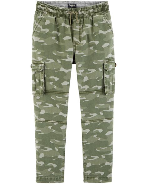 Display product reviews for Camo Cargo Pants