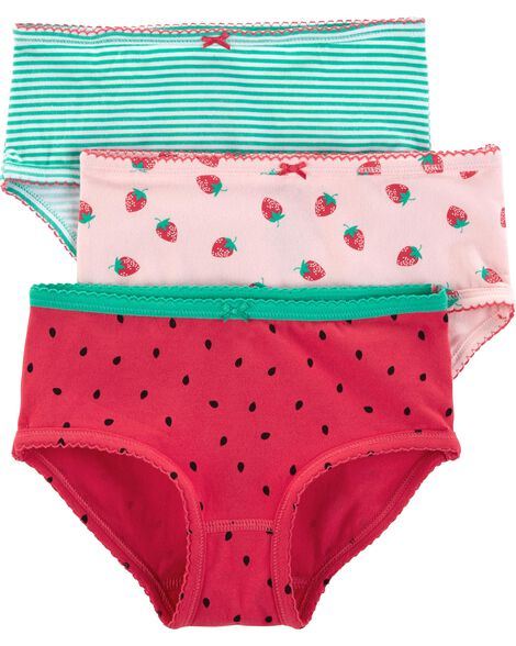 Display product reviews for 3-Pack Stretch Cotton Undies