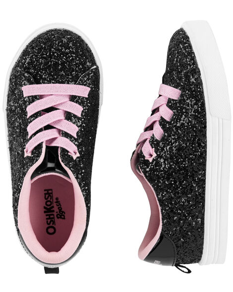 Display product reviews for OshKosh Glitter Sneakers
