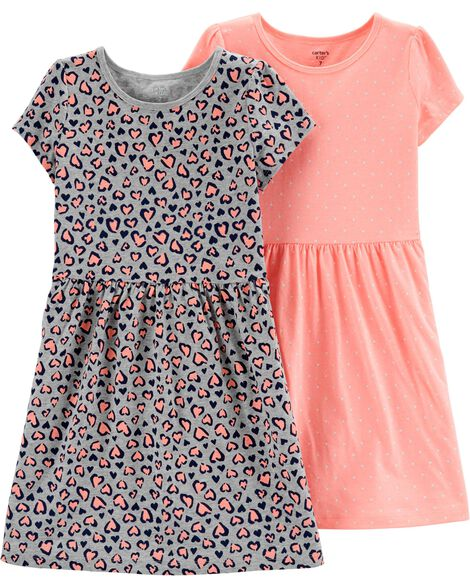 8a2195d1f Girls' Dresses & Rompers (Size 4-14) | Carter's | Free Shipping