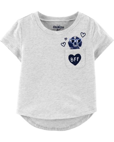 70caa77913596 Display product reviews for BFF Jersey Pocket Tee