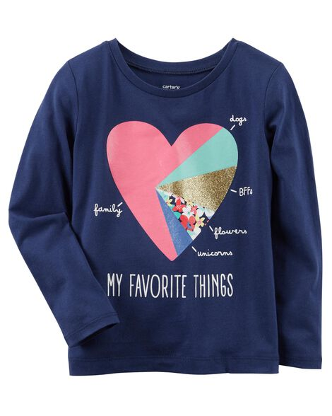 Display product reviews for My Favorite Things Jersey Tee