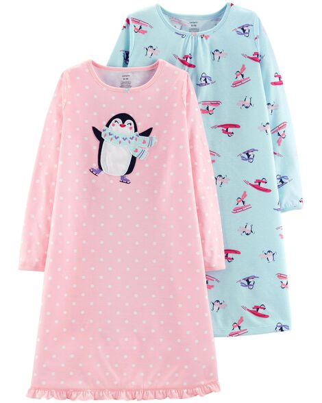 7787eabbaa6a Girls Pajamas