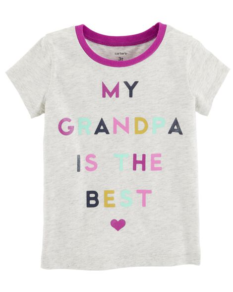 Display product reviews for Grandpa Is The Best Jersey Tee