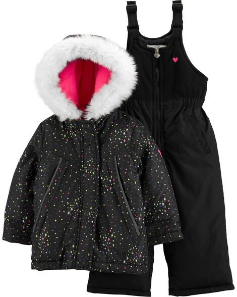 Display product reviews for 2-Piece Star Snowsuit Set