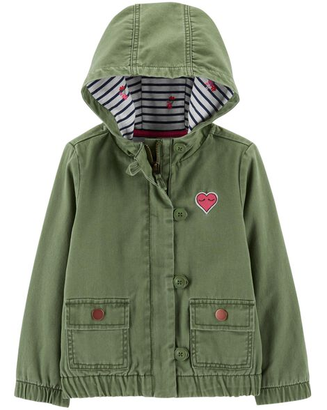 Display product reviews for Field Jacket