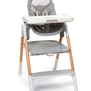Sit-To-Step High Chair