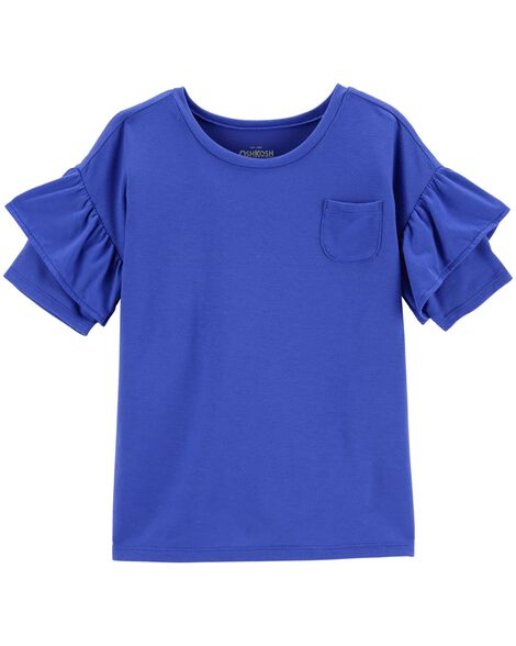 Display product reviews for Double Ruffle Tee