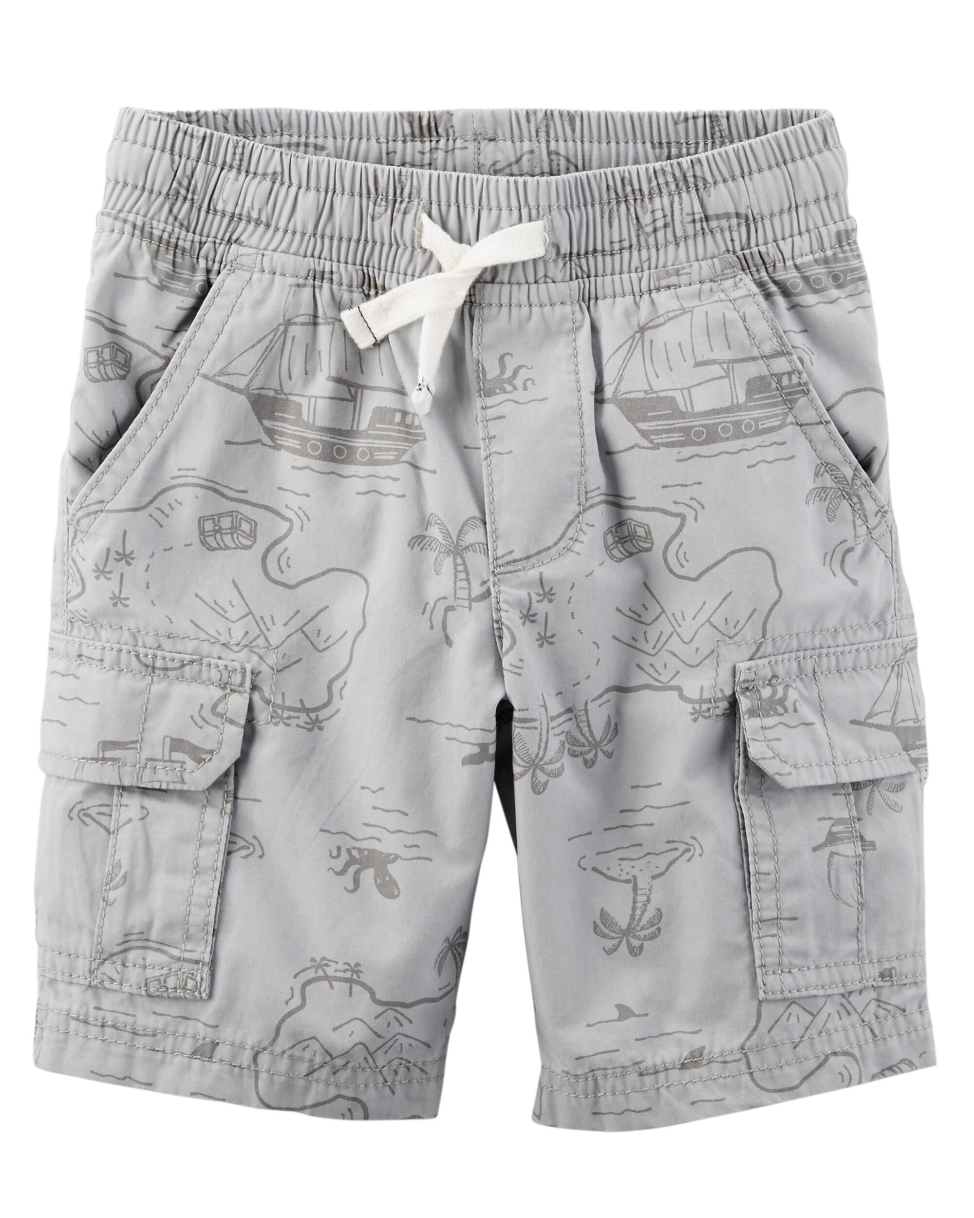 ee22b691e Easy Pull-On Cargo Shorts | Carters.com