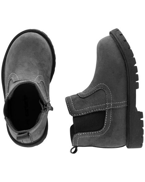 Display product reviews for Carter's Chelsea Boots