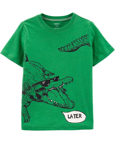 46271692fb888 Display product reviews for Later Gator Slub Jersey Tee