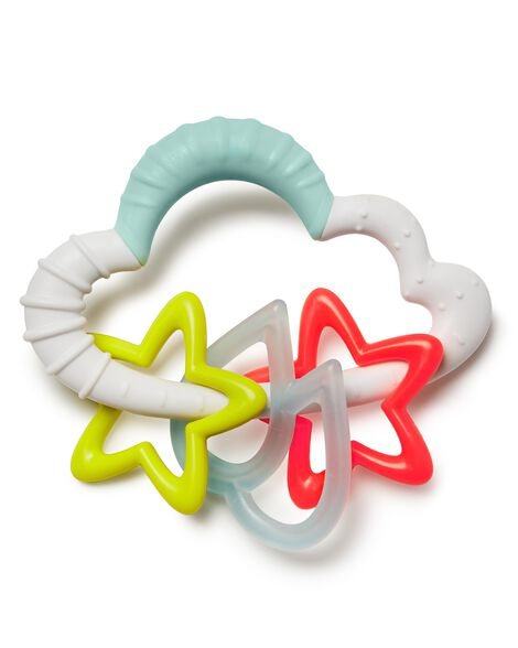 Display product reviews for Silver Lining Cloud Starry Rattle