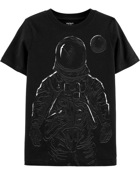 3924d66d Display product reviews for Glow-In-The-Dark Astronaut Space Jersey Tee