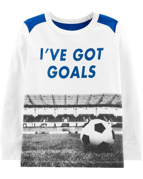 Display product reviews for Soccer Graphic Tee