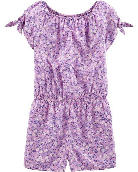 bc662dae1 Display product reviews for Pull-On Floral Romper