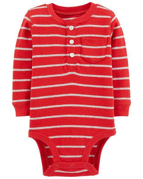 Display product reviews for Striped Collectible Bodysuit