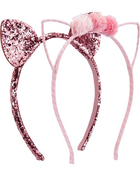 Display product reviews for 2-Pack Cat Ears Headbands