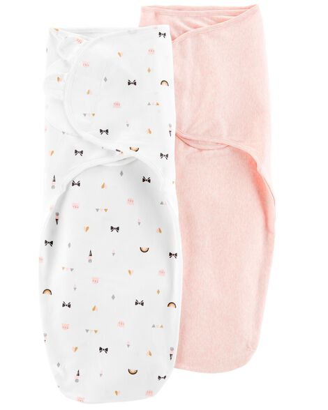 Display product reviews for 2-Pack Babysoft Easy Swaddles