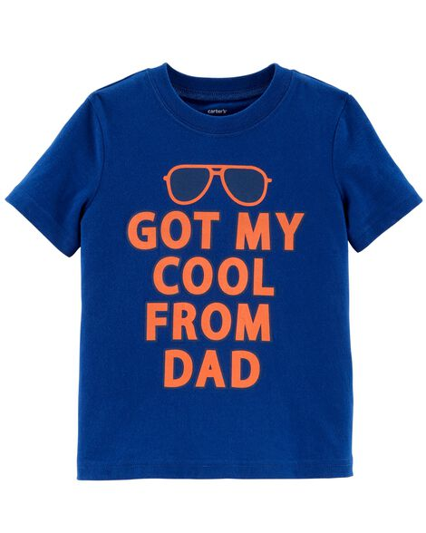 Display product reviews for Cool From Dad Jersey Tee