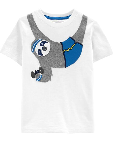 9f3ba0bb05d56 Toddler Boy Shirts, Big Brother Shirt for Toddlers | Carter's | Free ...