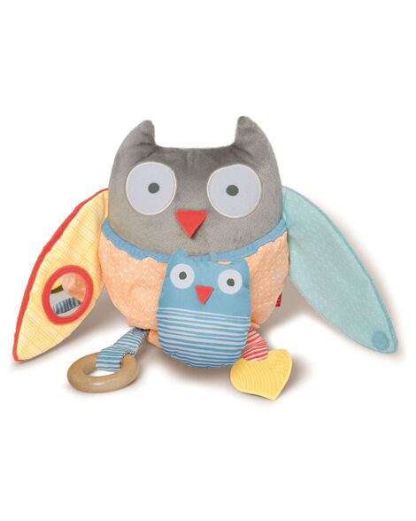 Display product reviews for Treetop Friends Owl Activity