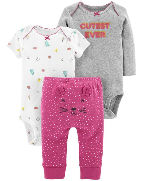 7caecff3ea978 Display product reviews for 3-Piece Little Character Set