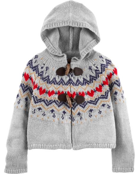 Display product reviews for Fair Isle Sweater Poncho