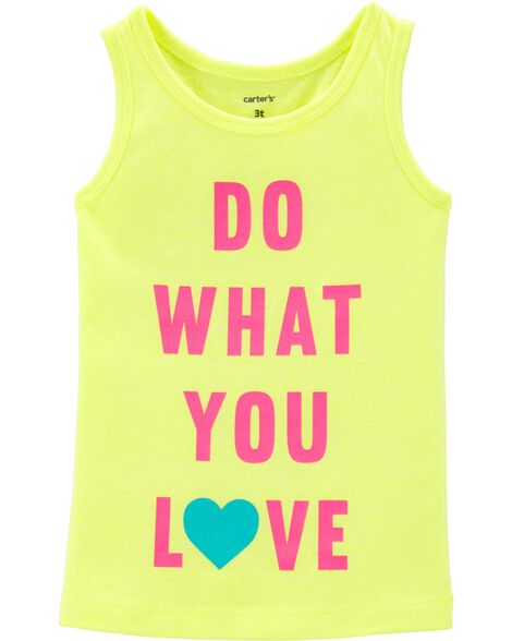 79bca0159 Display product reviews for Neon Do What You Love Tank
