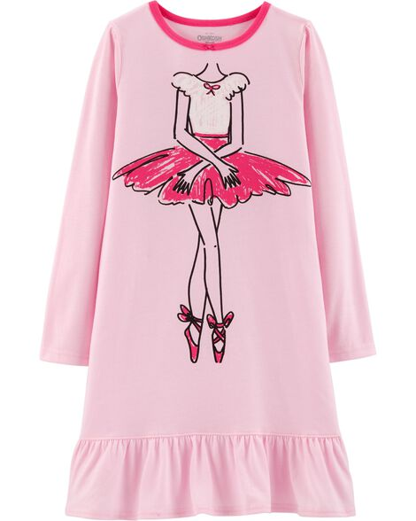 Display product reviews for Ballerina Nightgown