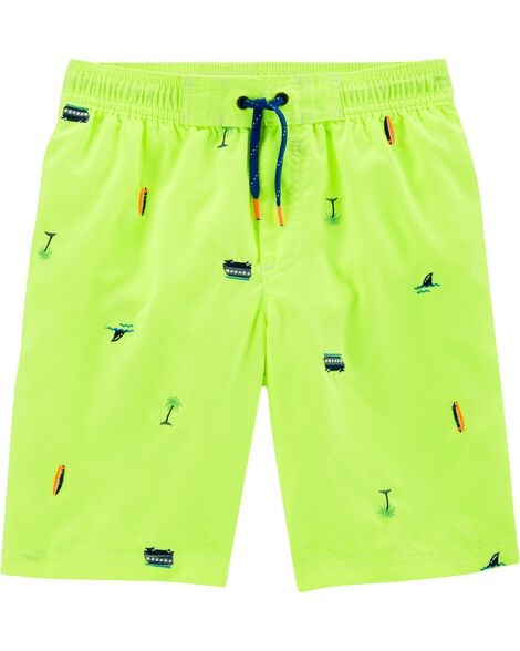 5ca2727aaf Display product reviews for Carter's Beach Swim Trunks