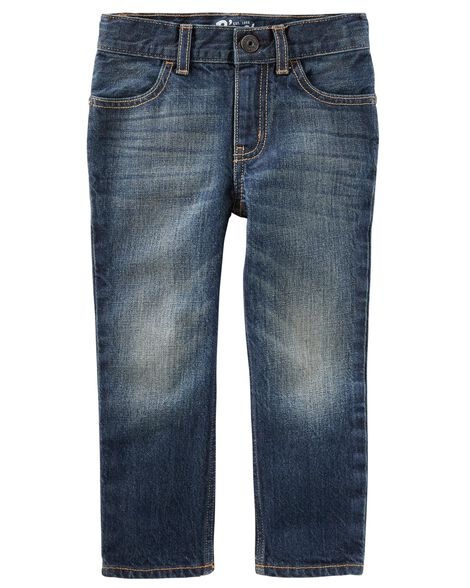 Display product reviews for Straight Jeans - Authentic Tinted Wash