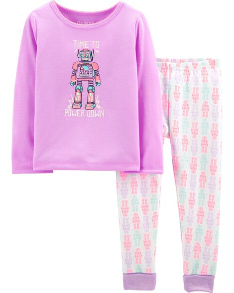 fa793a0b75 Display product reviews for 2-Piece Robot PJs