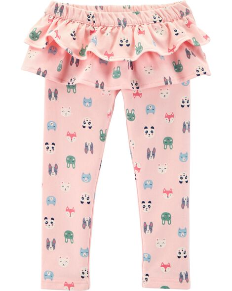 Display product reviews for Character Ruffle French Terry Pants