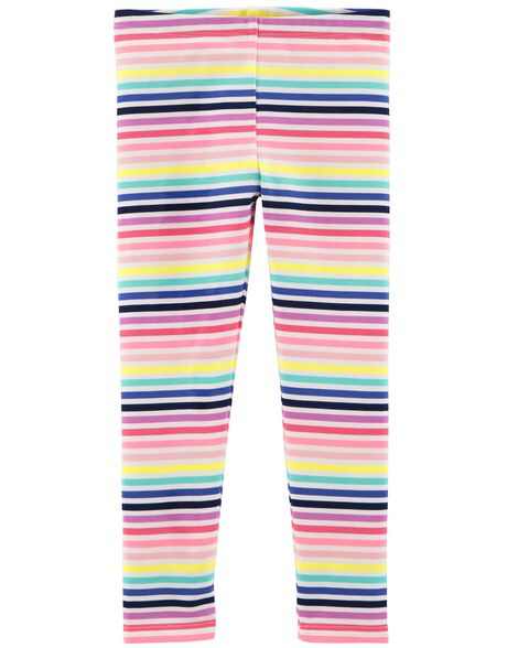 Display product reviews for Mix Kit Rainbow Stripe Leggings