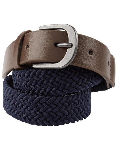 Display product reviews for Braided Elastic Belt