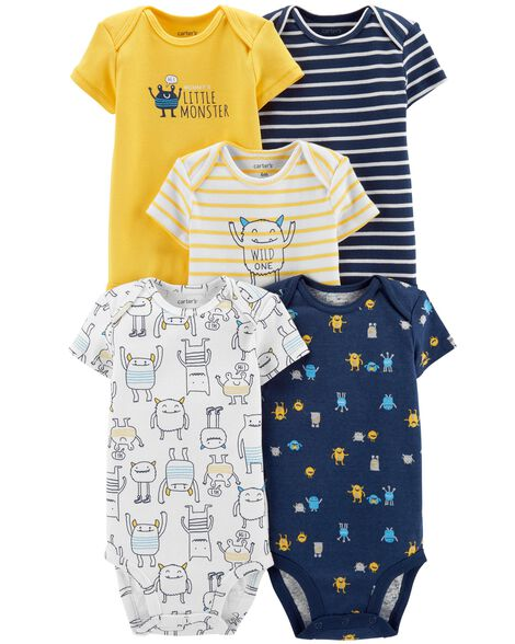 6075d92a1 Baby Boy One-Piece Bodysuits