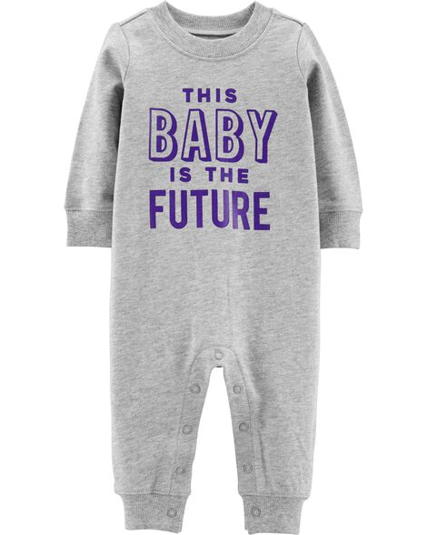 b0a847058a2b Display product reviews for Baby Is The Future Jumpsuit