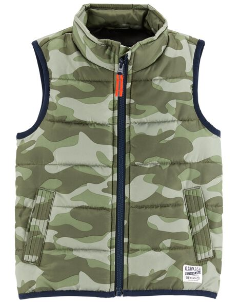 Display product reviews for Camo Vest