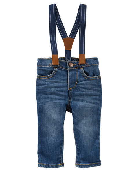 9b7810078 Display product reviews for Suspender Jeans - Derby Wash