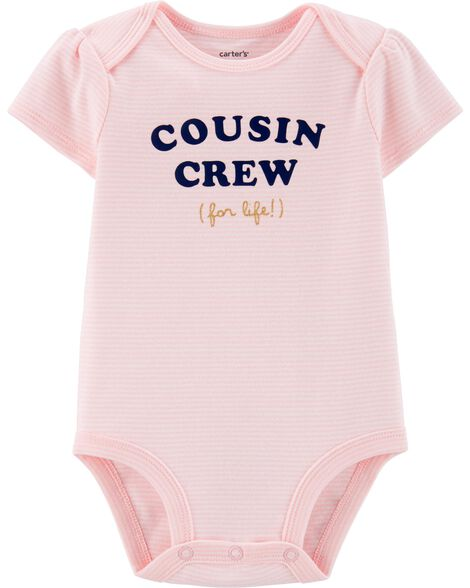 000ca2a5e Display product reviews for Cousin Crew For Life Collectible Bodysuit