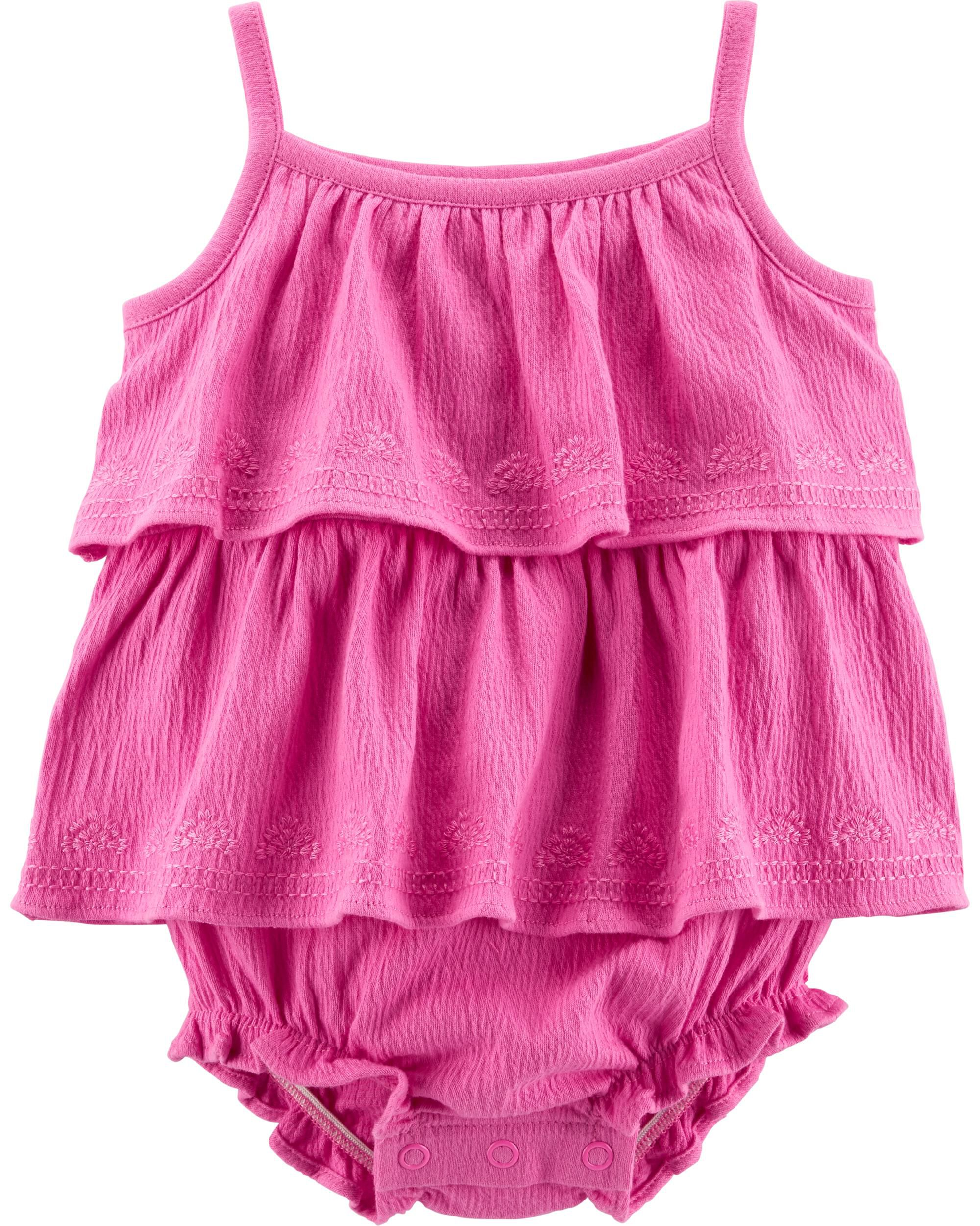 Sweet Love Heart Romper Size 12 Months Clothing, Shoes & Accessories Girls' Clothing (newborn-5t)