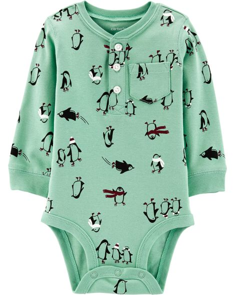 Display product reviews for Penguin Collectible Bodysuit