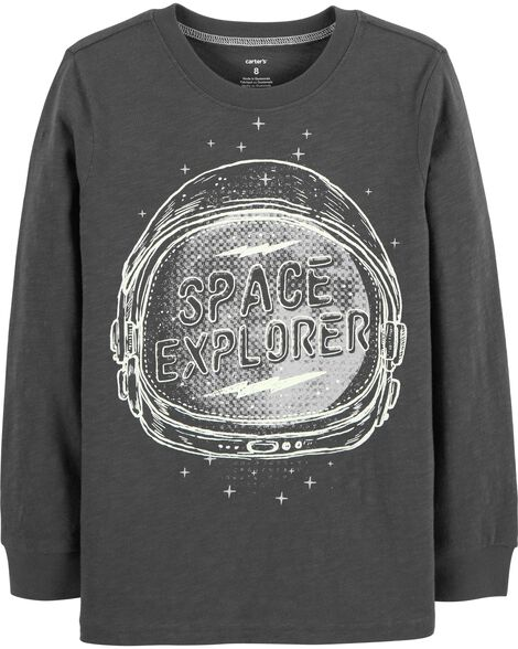 Display product reviews for Space Explorer Slub Jersey Tee