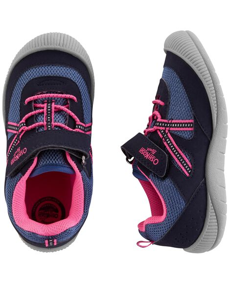 Display product reviews for OshKosh Bump Toe Athletic Sneakers